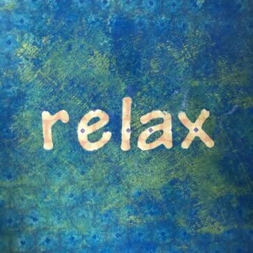 affichons nos bonnes résolutions Boite à message peinture dessin collage diy craft bricolage enfant Relax et sinon