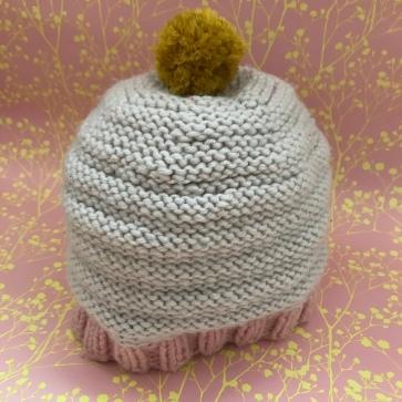 Pimp ton bonnet - pompon - méthode simple réalisation pompon